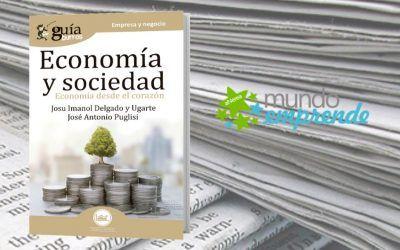 El «GuíaBurros: Economía y sociedad» en el medio escrito de Mundo Emprende